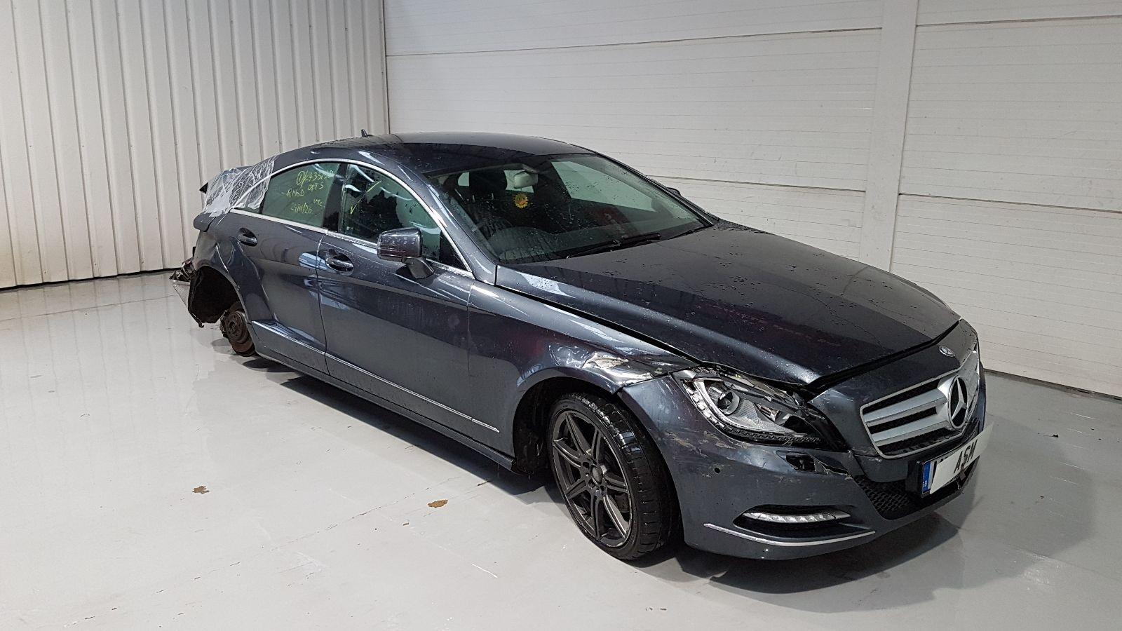 Image for a 2012 Mercedes Cls Class 3 Diesel OM642.853 Engine