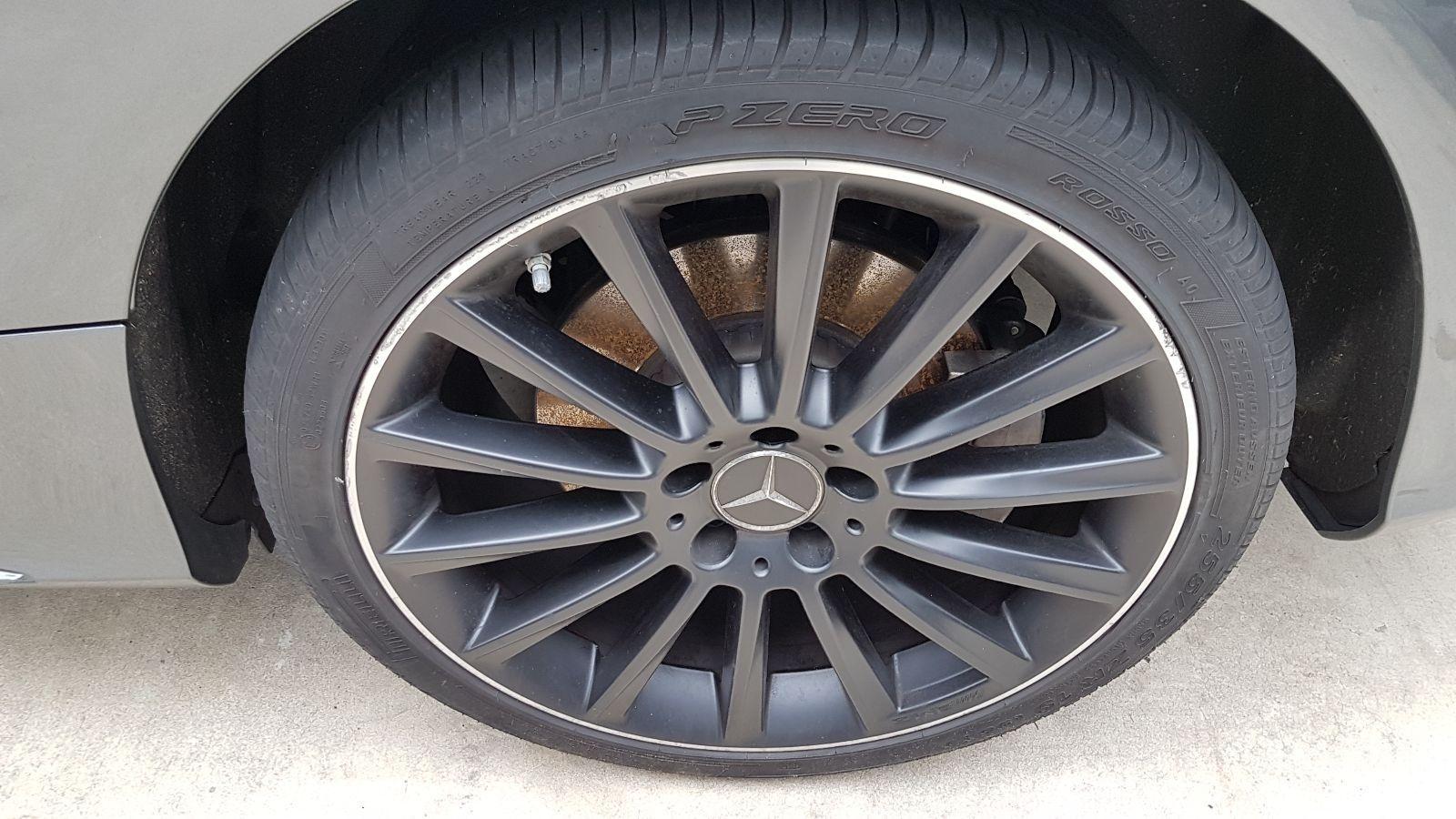 View Auto part Engine Mercedes C Class 2019
