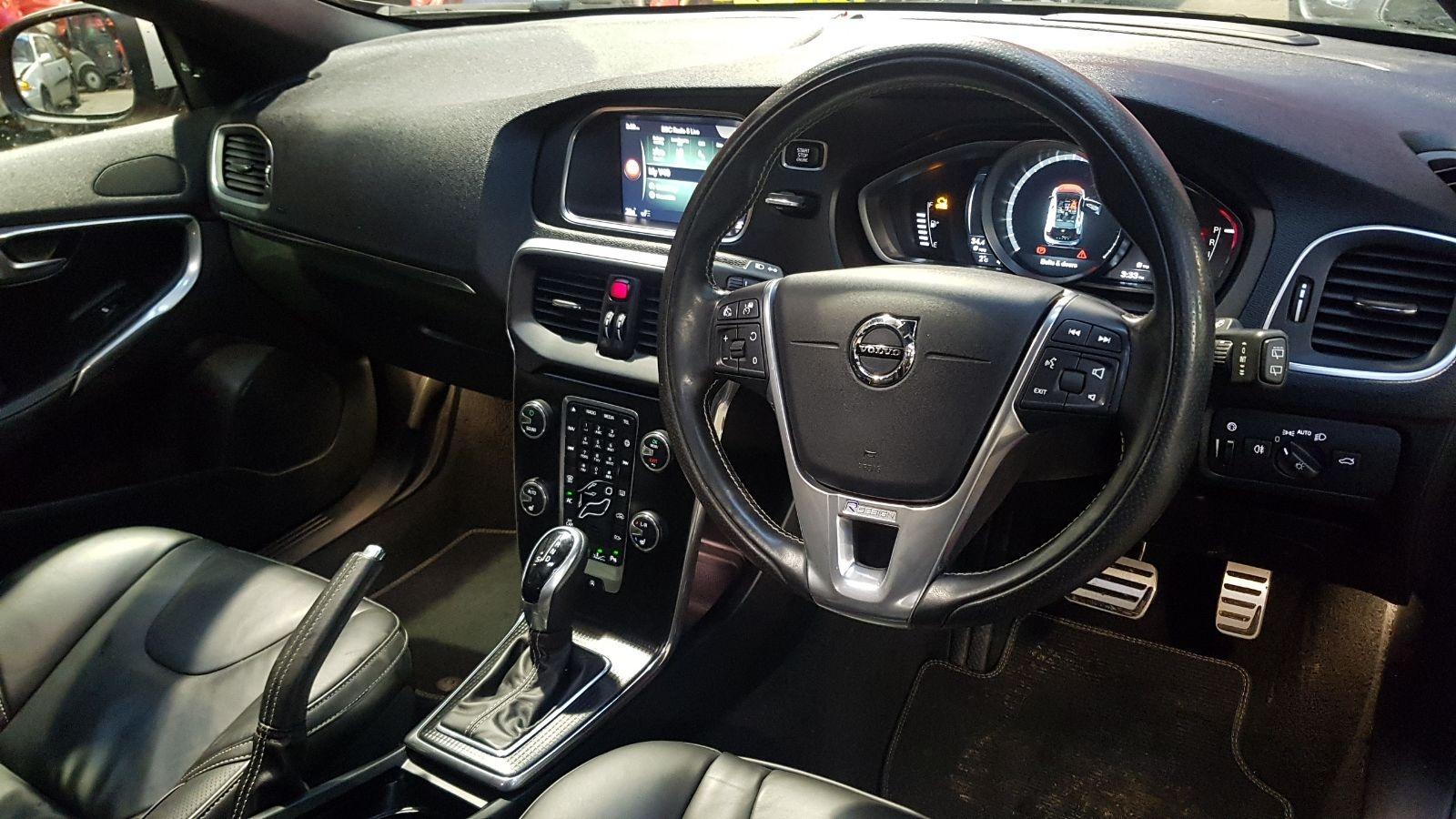 View Auto part Volvo V40 2017 5 Door Hatchback