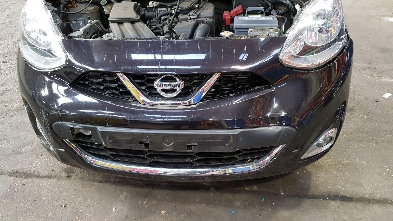 View Auto part Nissan Micra 2014 5 Door Hatchback