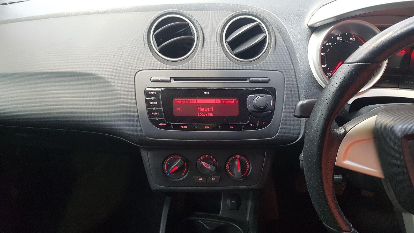 View Auto part Seat Ibiza 2009 3 Door Hatchback