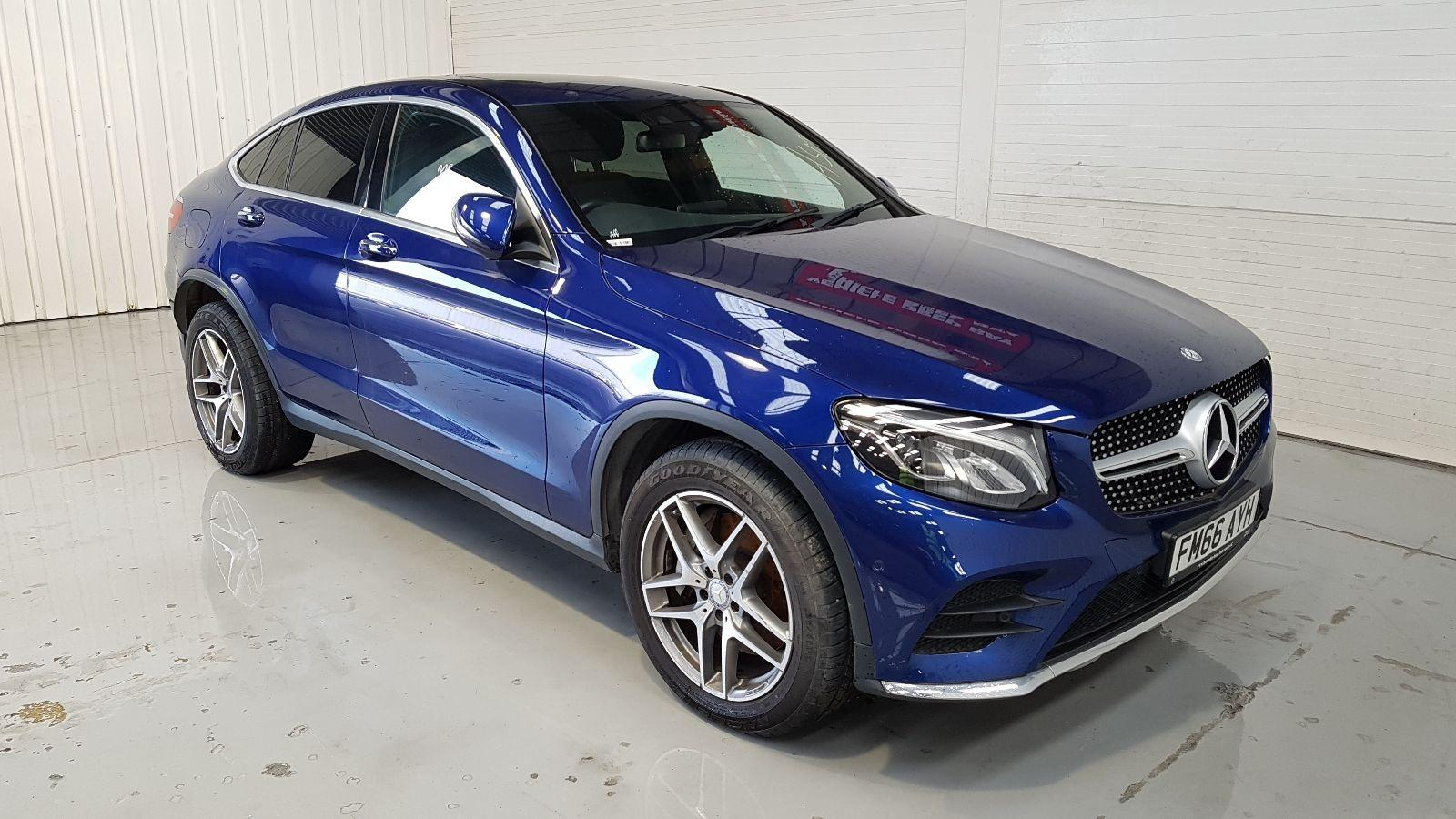 Image for a Mercedes Glc 2017 4 Door Coupe