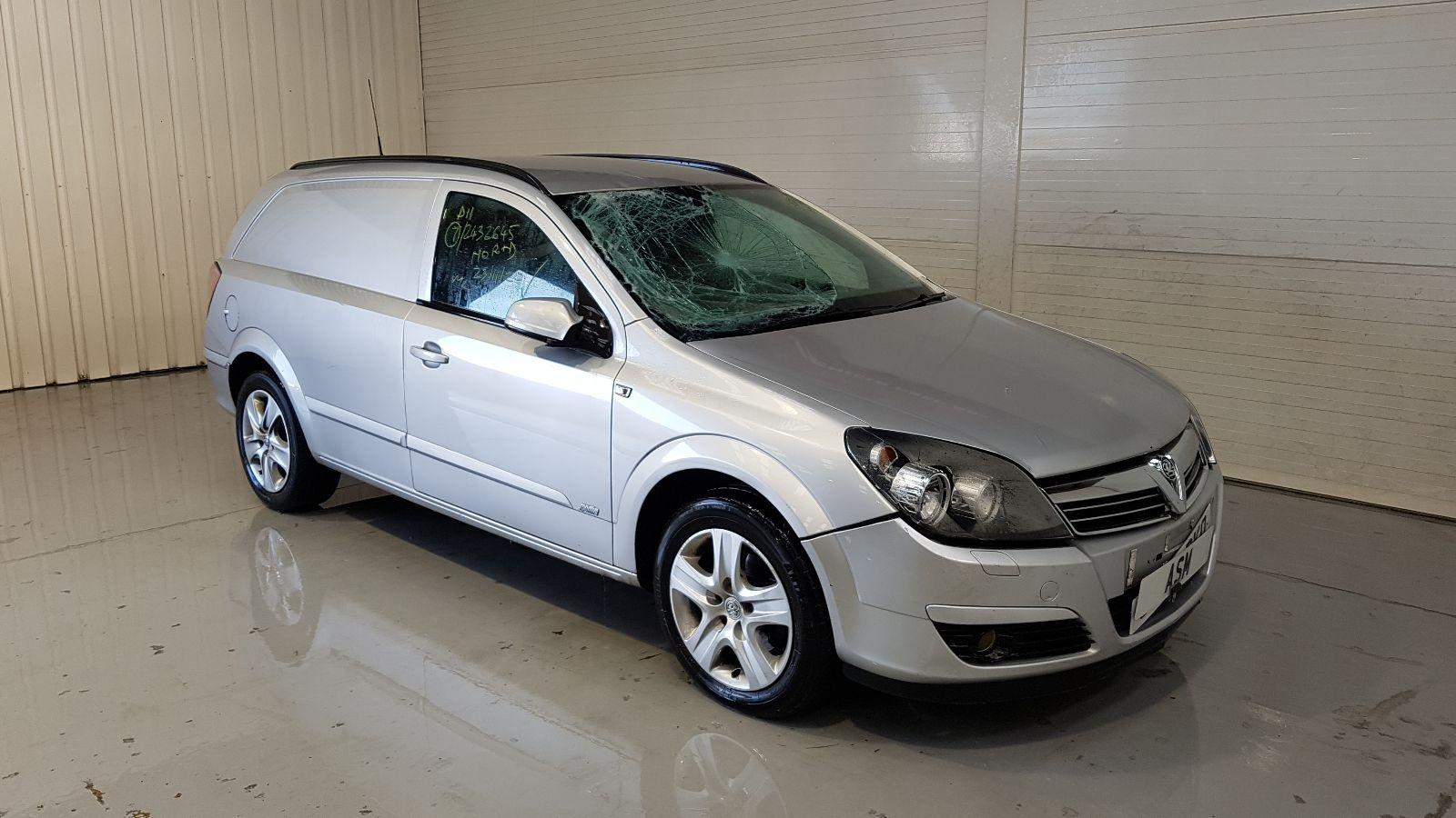 Image for a Vauxhall Astra 2009 Unknown Van