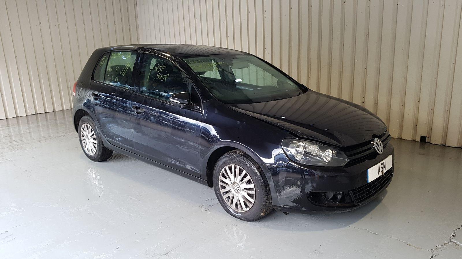 Image for a Volkswagen Golf 2009 5 Door Hatchback