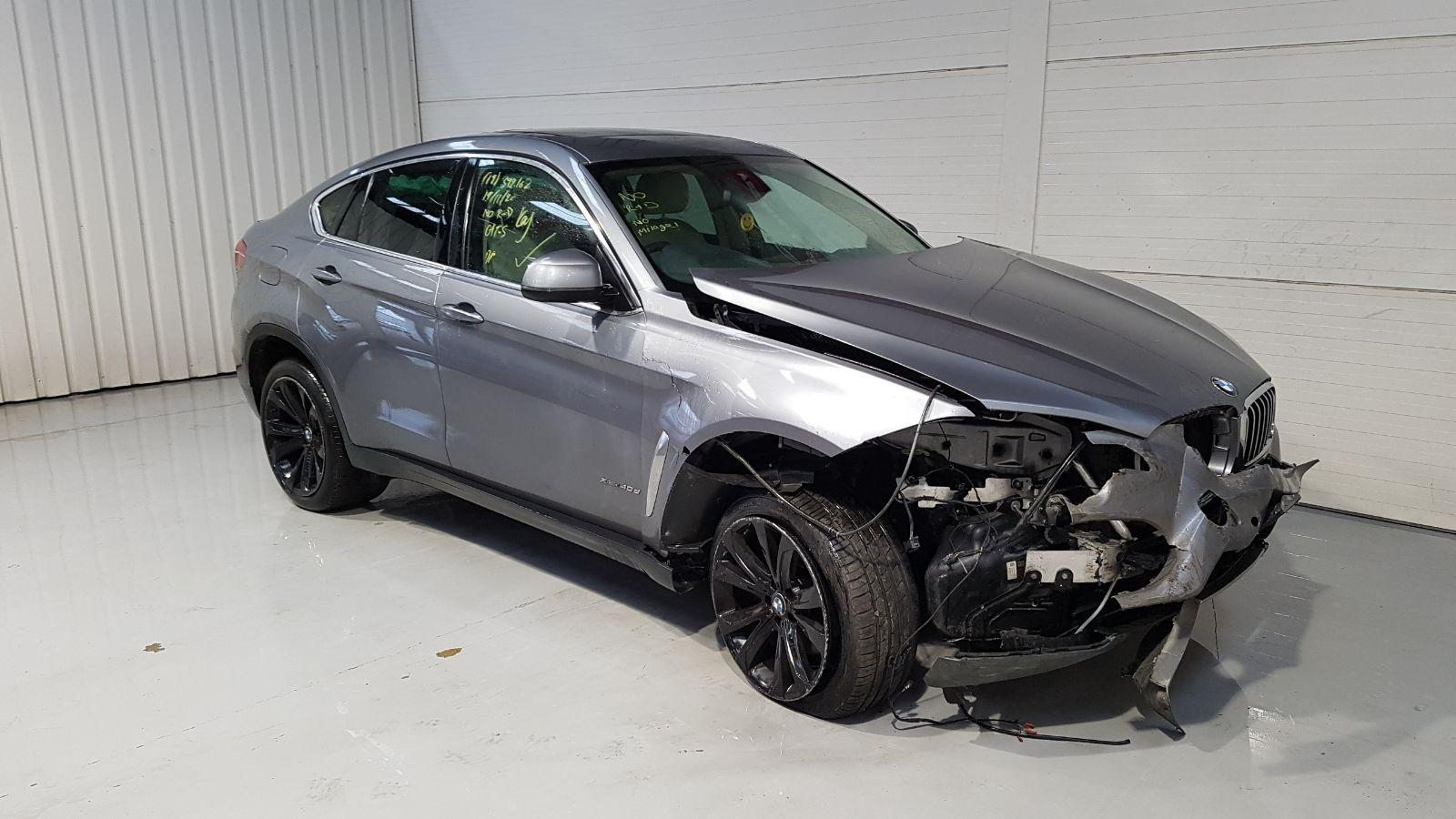 Image for a Bmw X6 2015 4 Door Coupe