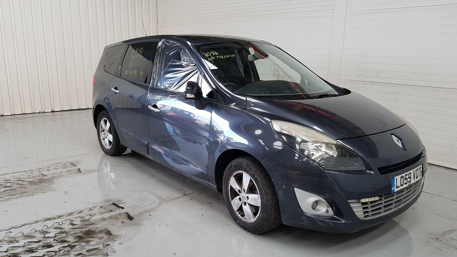 Image for a Renault Scenic 2009 5 Door Bodystyle.mpv