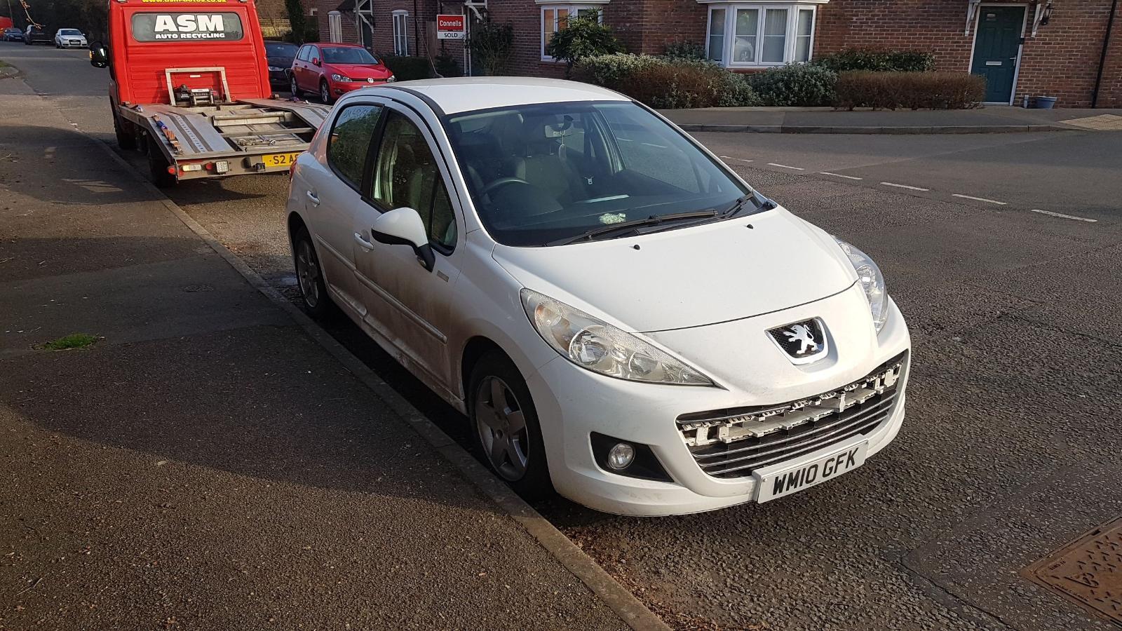 Image for a Peugeot 207 2010 5 Door Hatchback
