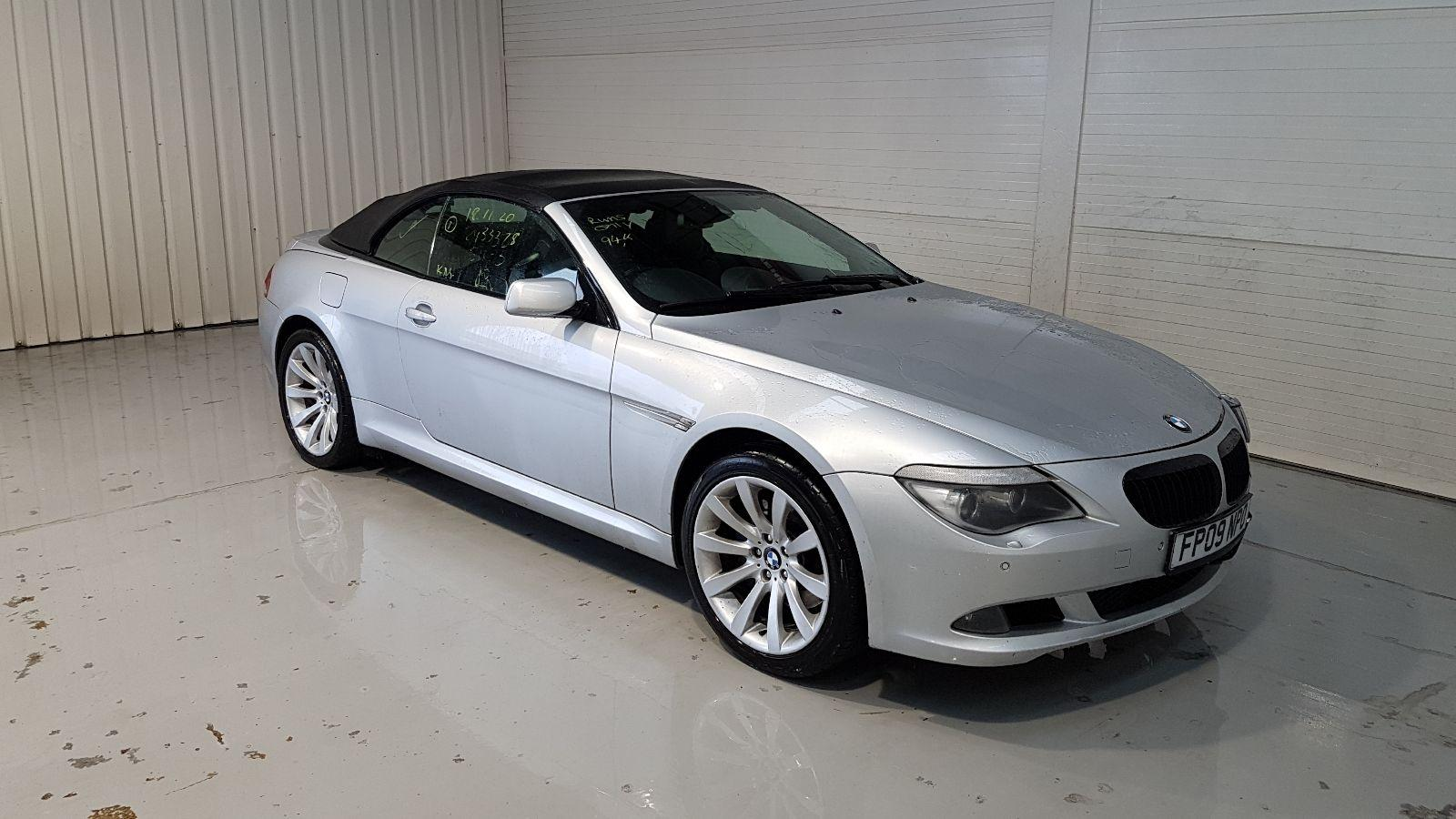 Image for a Bmw 6 Series 2009 2 Door Unknown