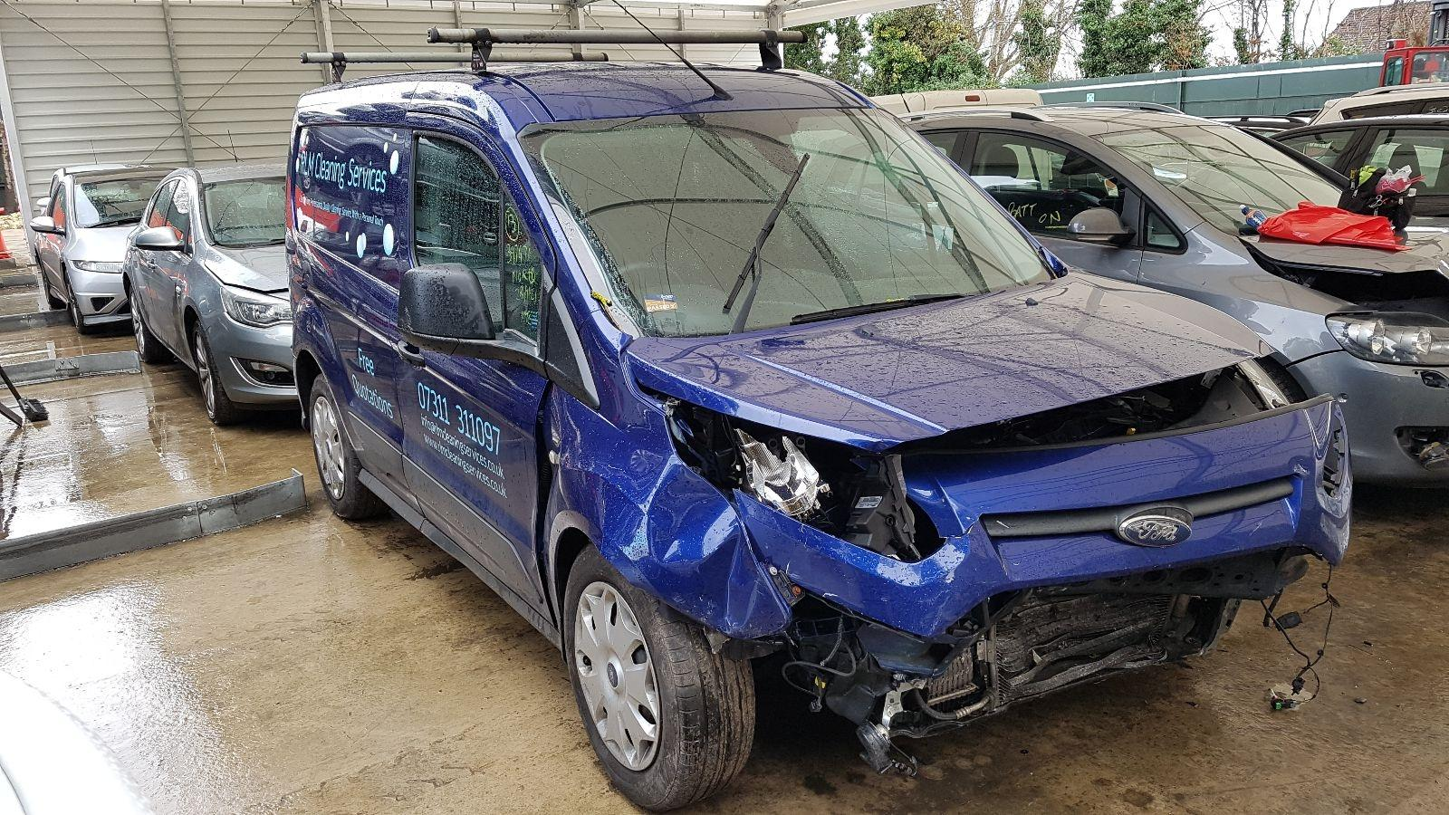 View Auto part Ford Transit Connect 2017 Unknown Van Breaking