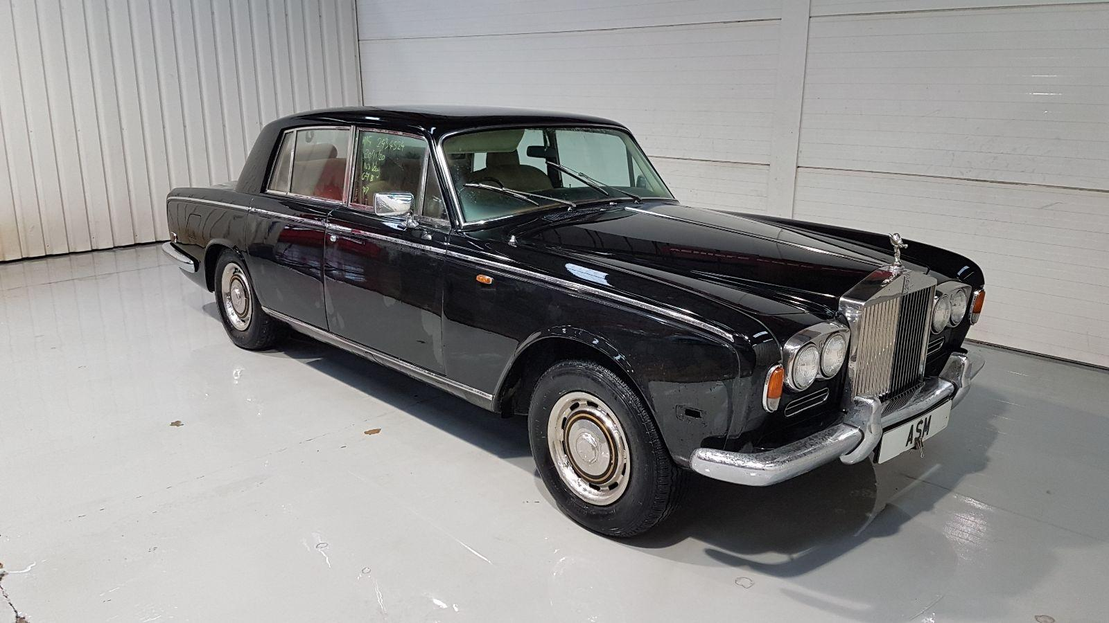 View Auto part Rolls-royce Silver Shadow 1972 4 Door Saloon Breaking