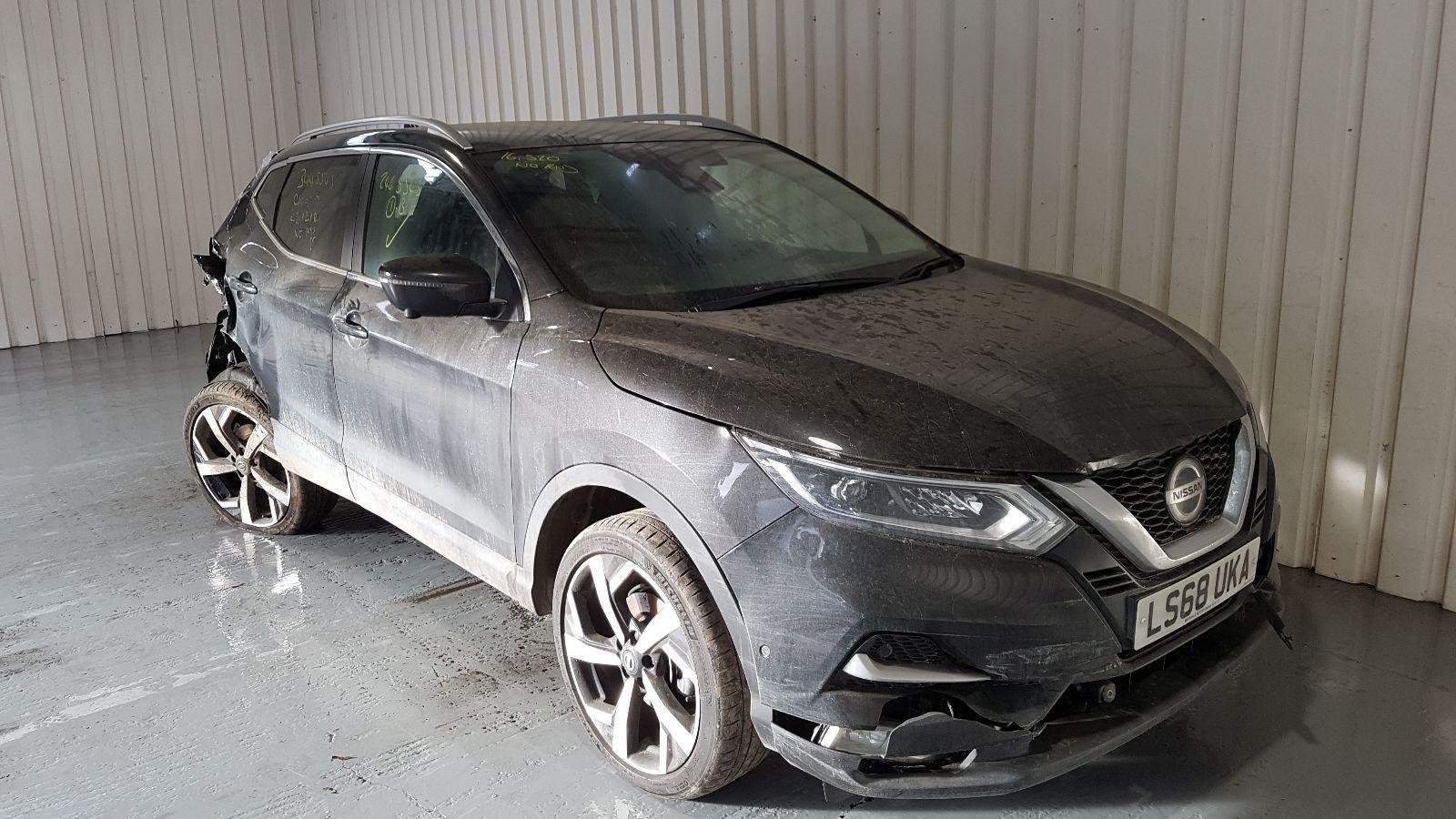 Image for a Nissan Qashqai 2018 5 Door Hatchback Breaking