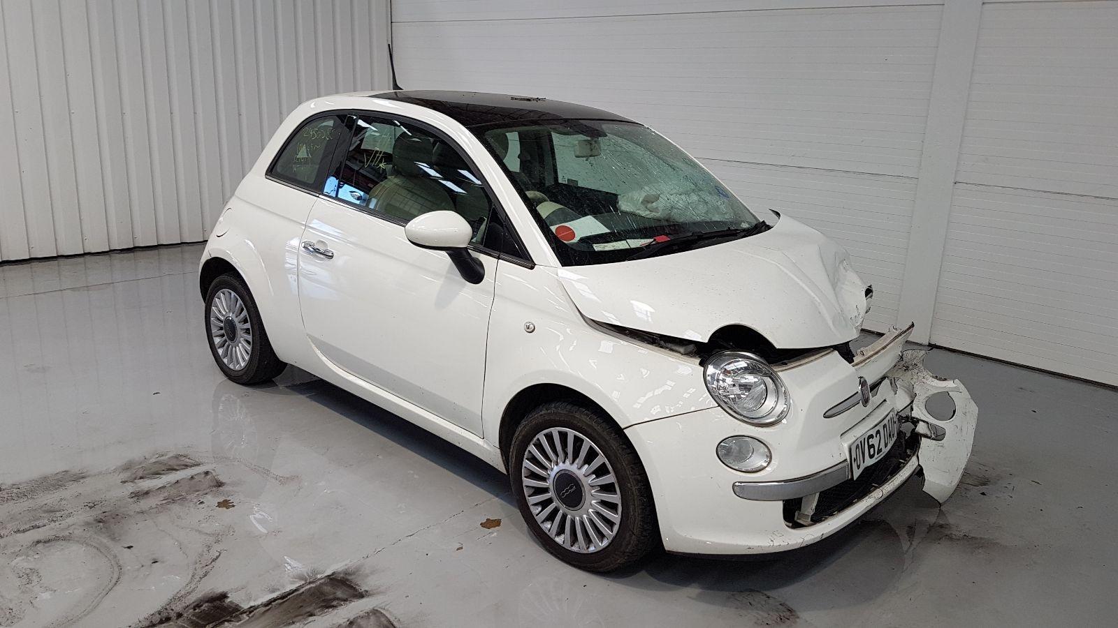 Image for a Fiat 500 2012 3 Door Hatchback Breaking