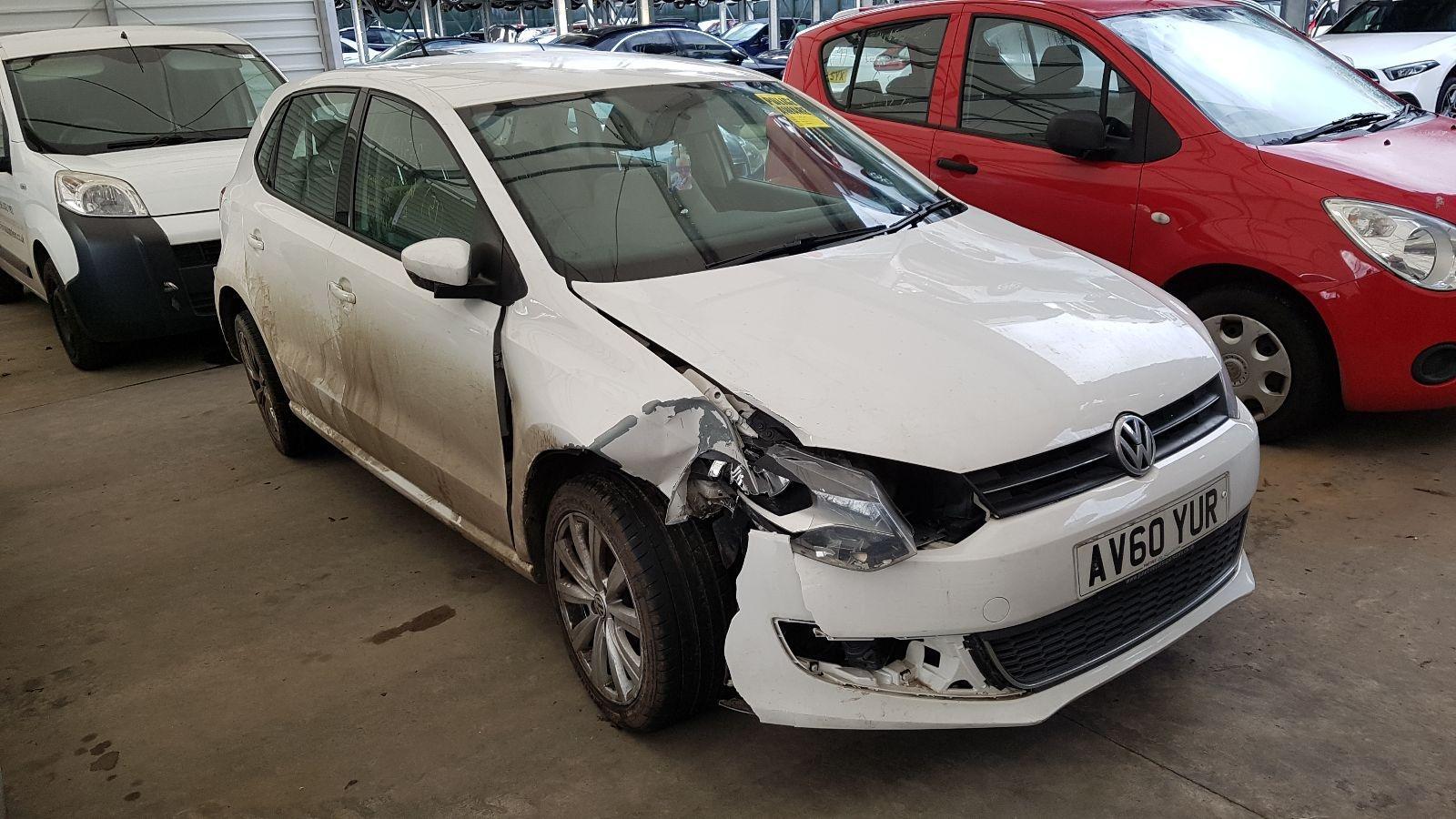 Image for a Volkswagen Polo 2011 5 Door Hatchback Breaking