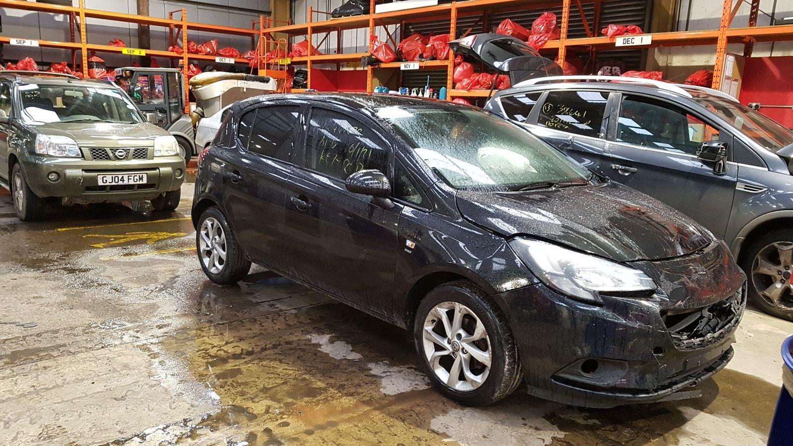 Image for a Vauxhall Corsa 2017 5 Door Hatchback Breaking