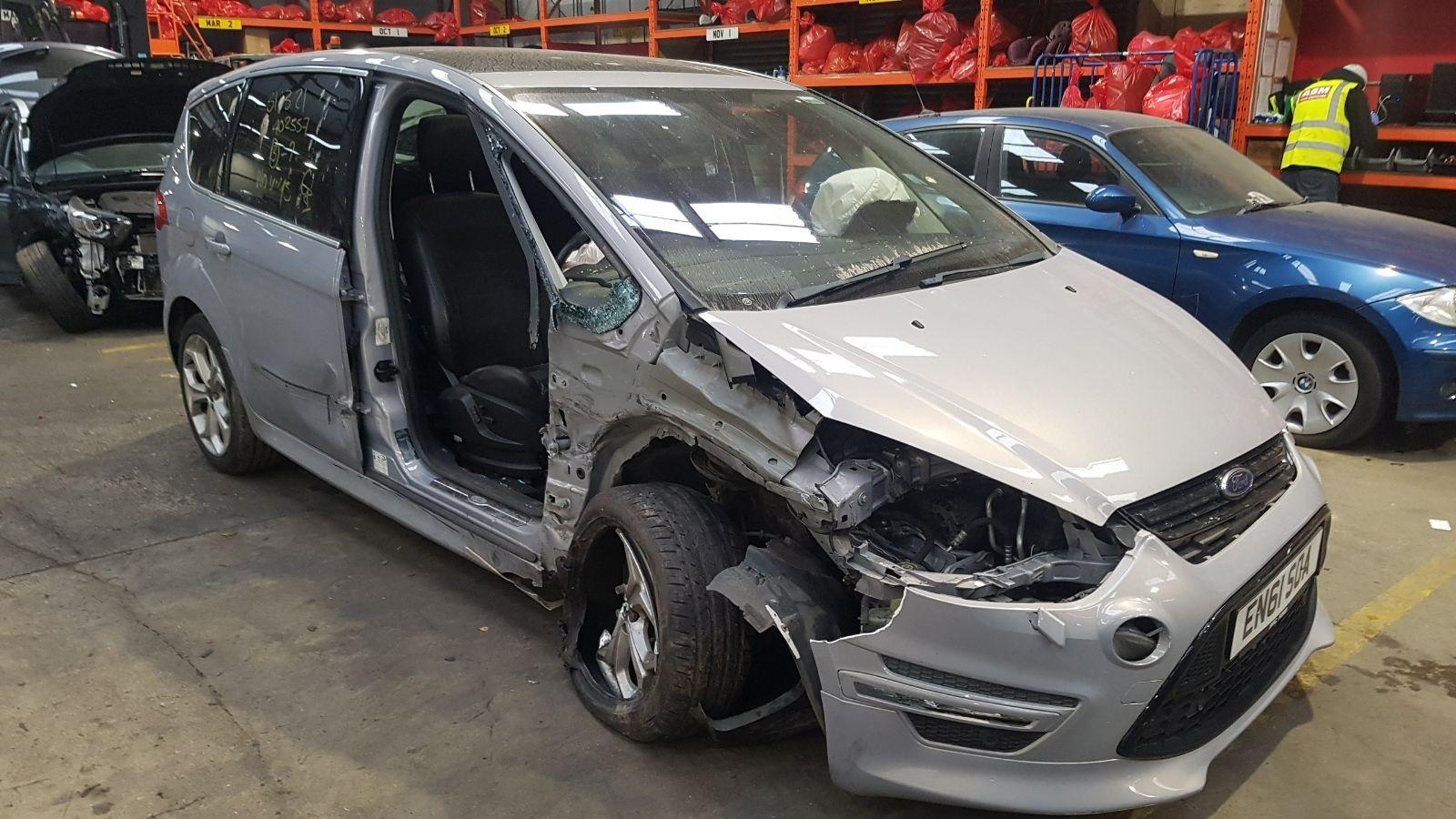 Image for a Ford S Max 2012 5 Door Bodystyle.mpv Breaking