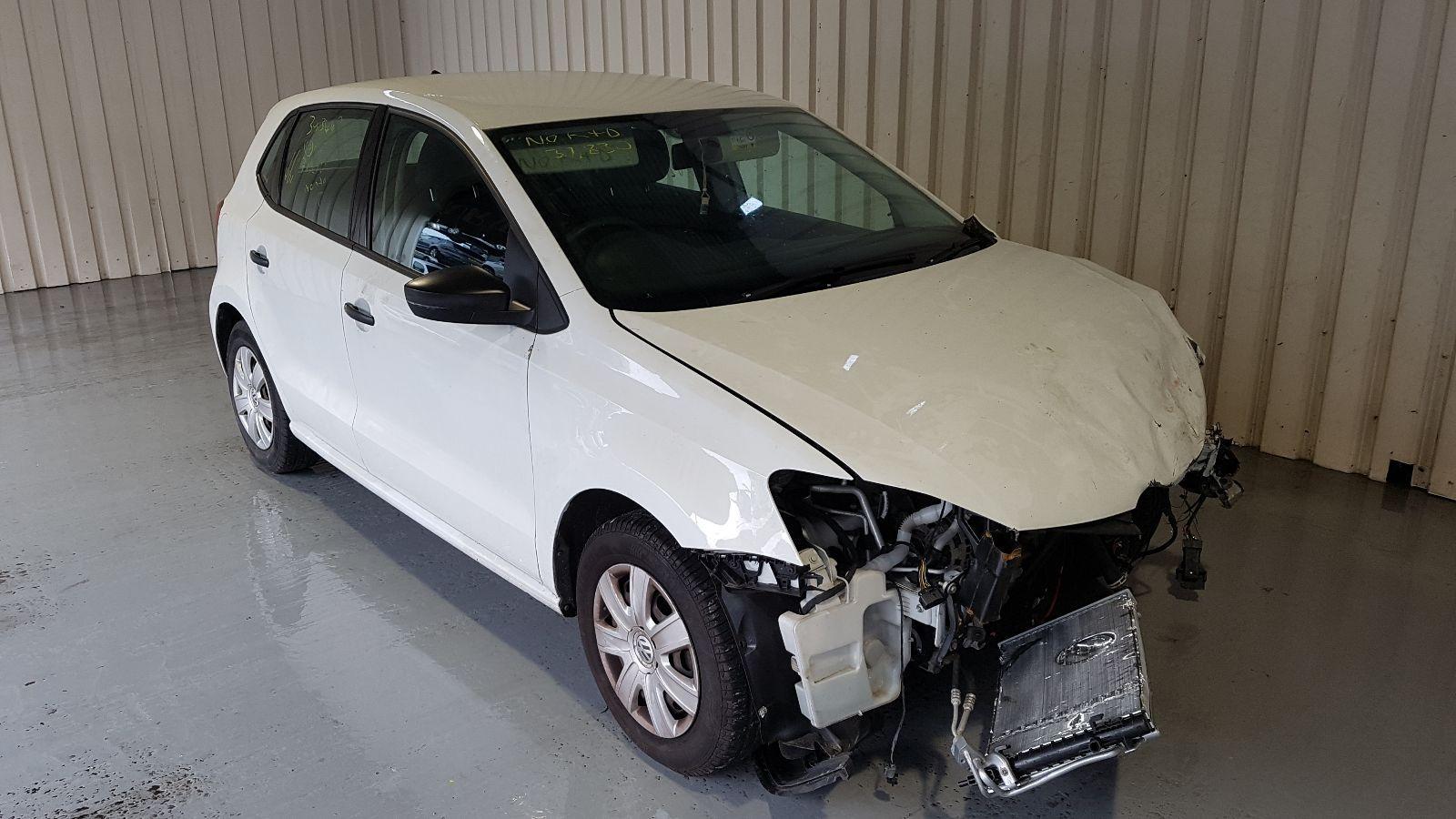 Image for a Volkswagen Polo 2014 5 Door Hatchback Breaking