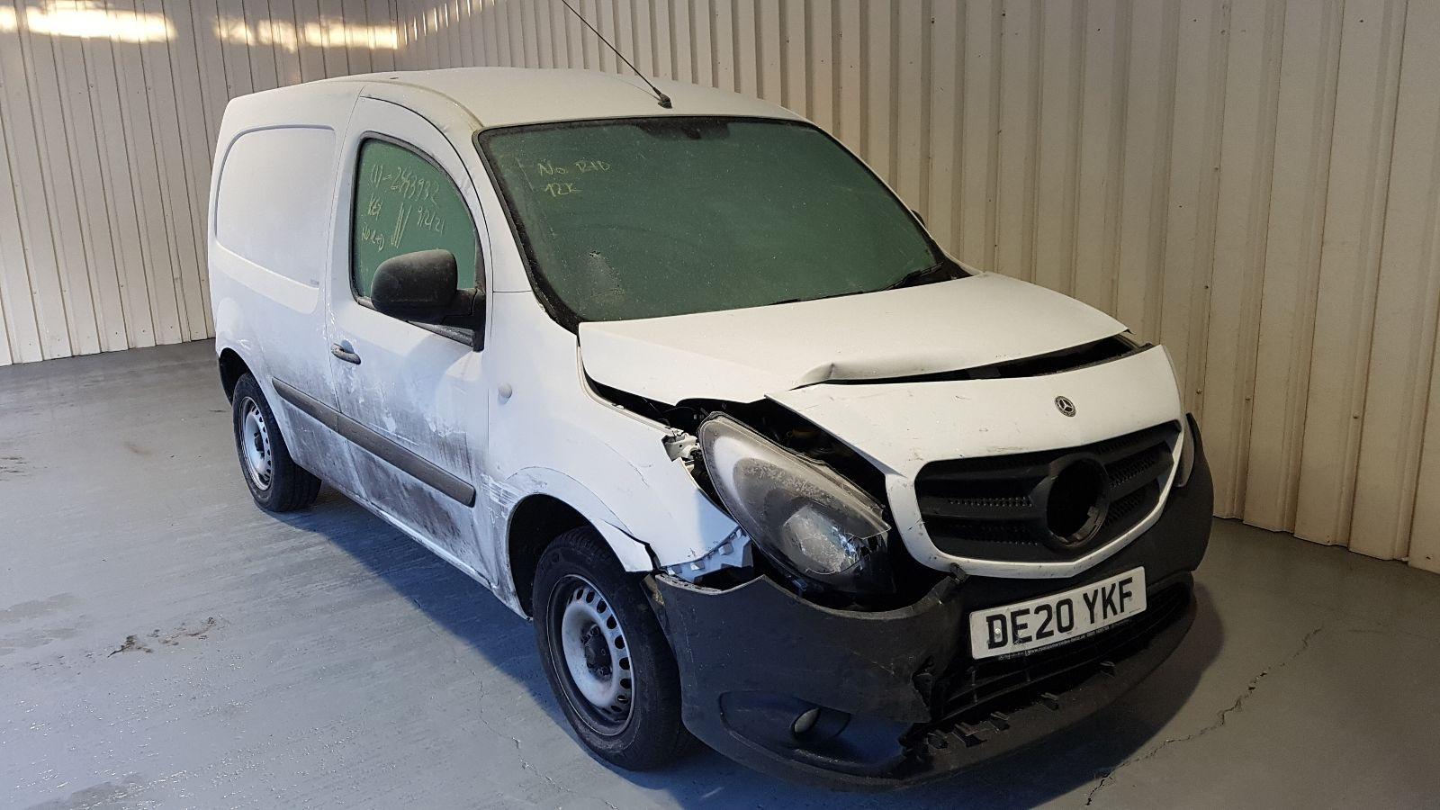 Image for a Mercedes Citan 2020 3 Door Van Breaking