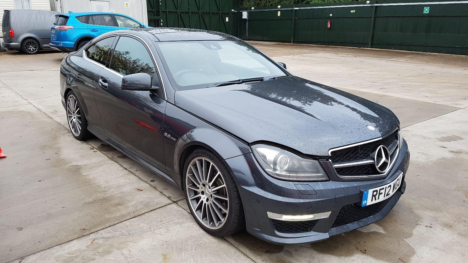 Image for a 2012 Mercedes C Class 6.2 Petrol M156.985 Engine