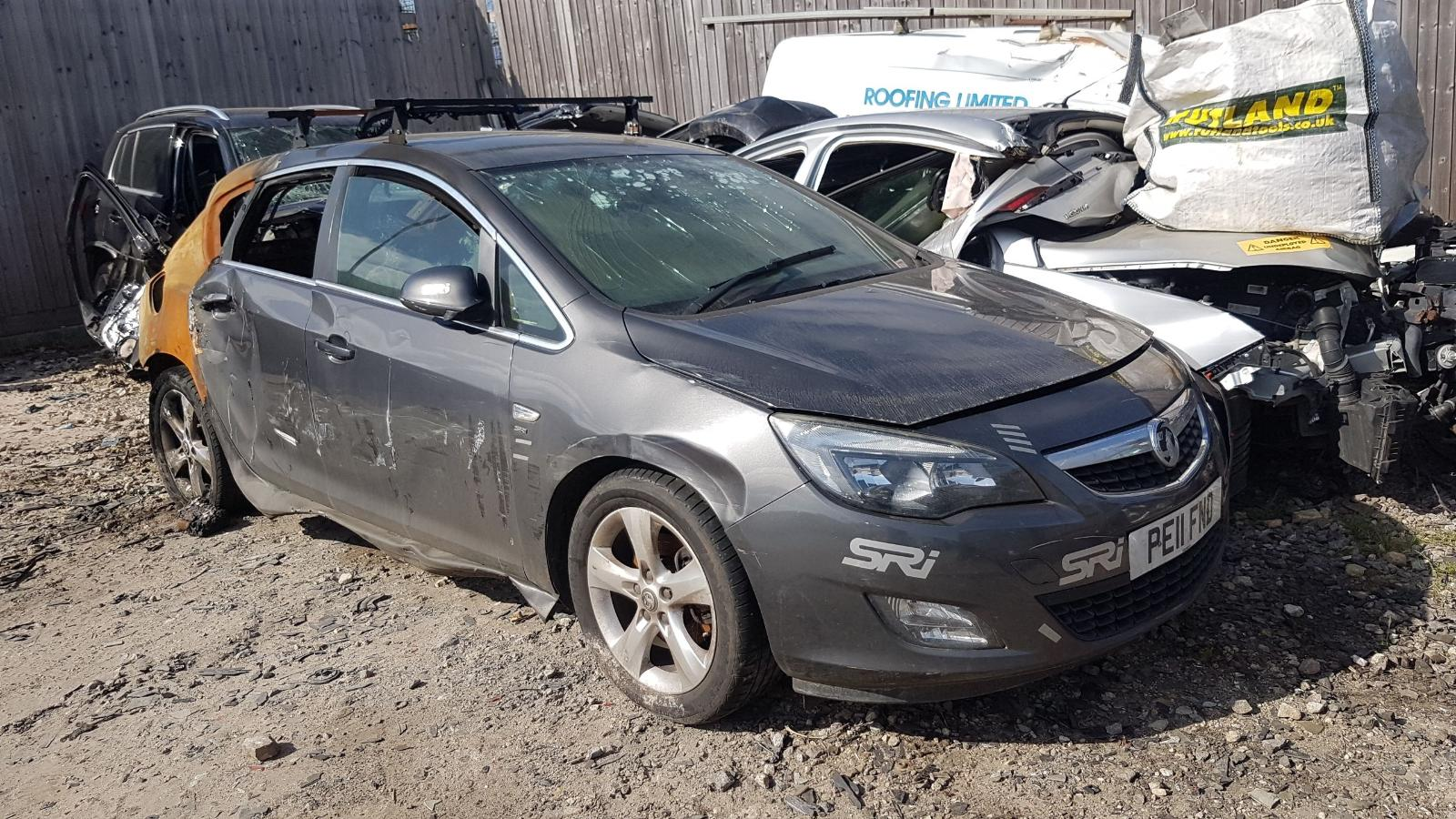 Image for a 2011 Vauxhall Astra 2 Diesel A20DTH Engine