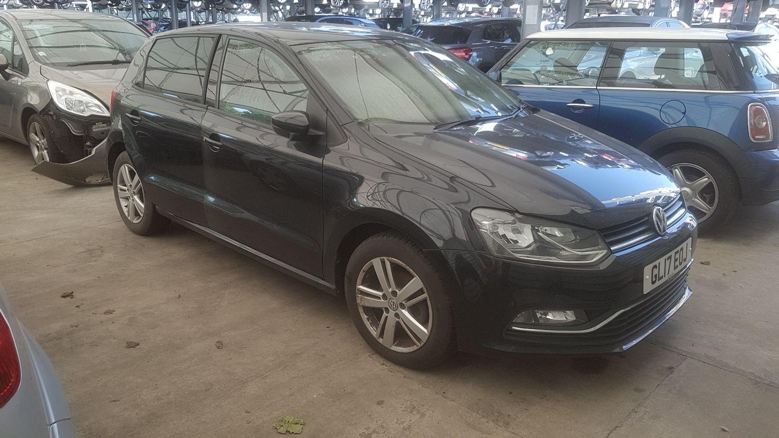 Image for a 2017 Volkswagen Polo 1.2 Petrol CJZC Engine