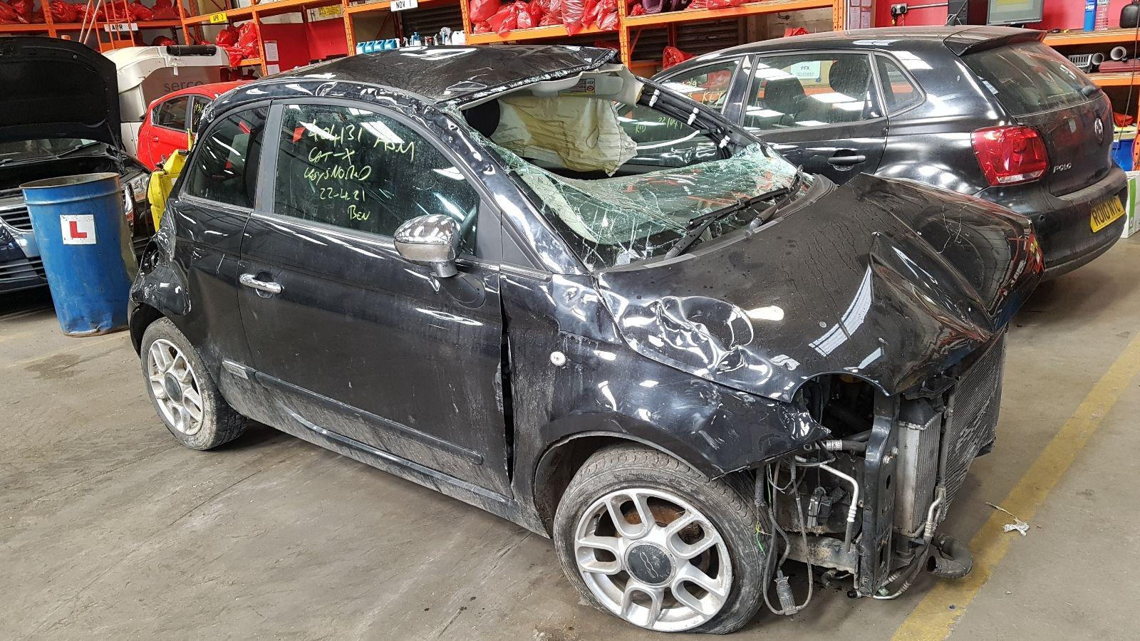 Image for a 2009 Fiat 500 1.2 Diesel 169A1.000 Engine