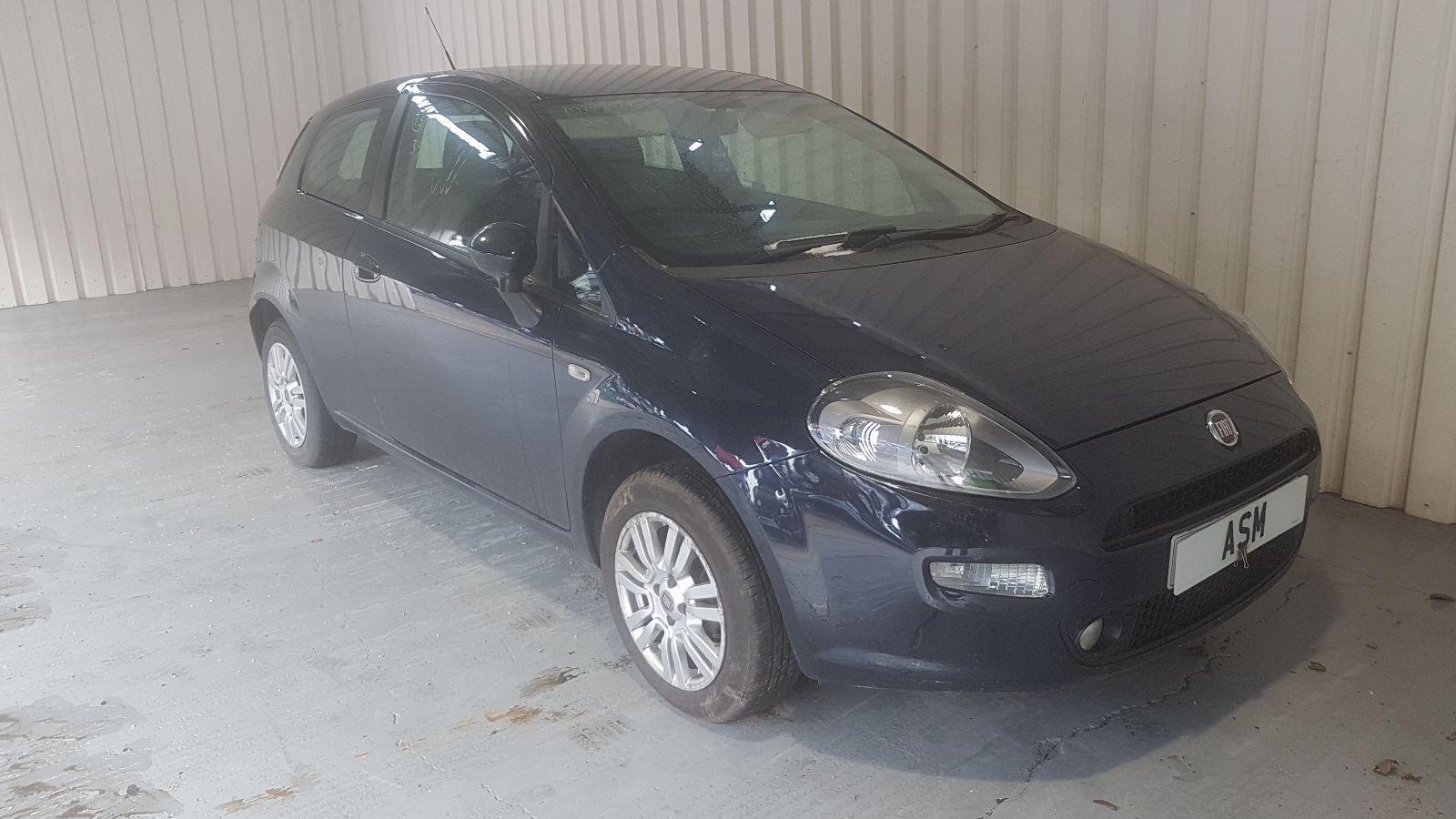 Image for a 2012 Fiat Punto 1.2 Petrol 169A4000 Engine