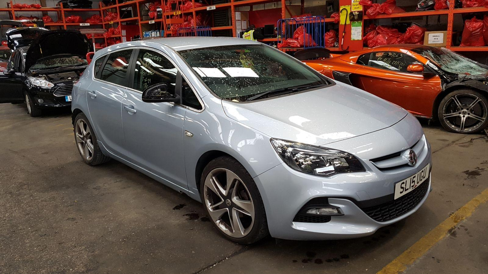 Image for a Vauxhall Astra 2015 5 Door Hatchback Breaking