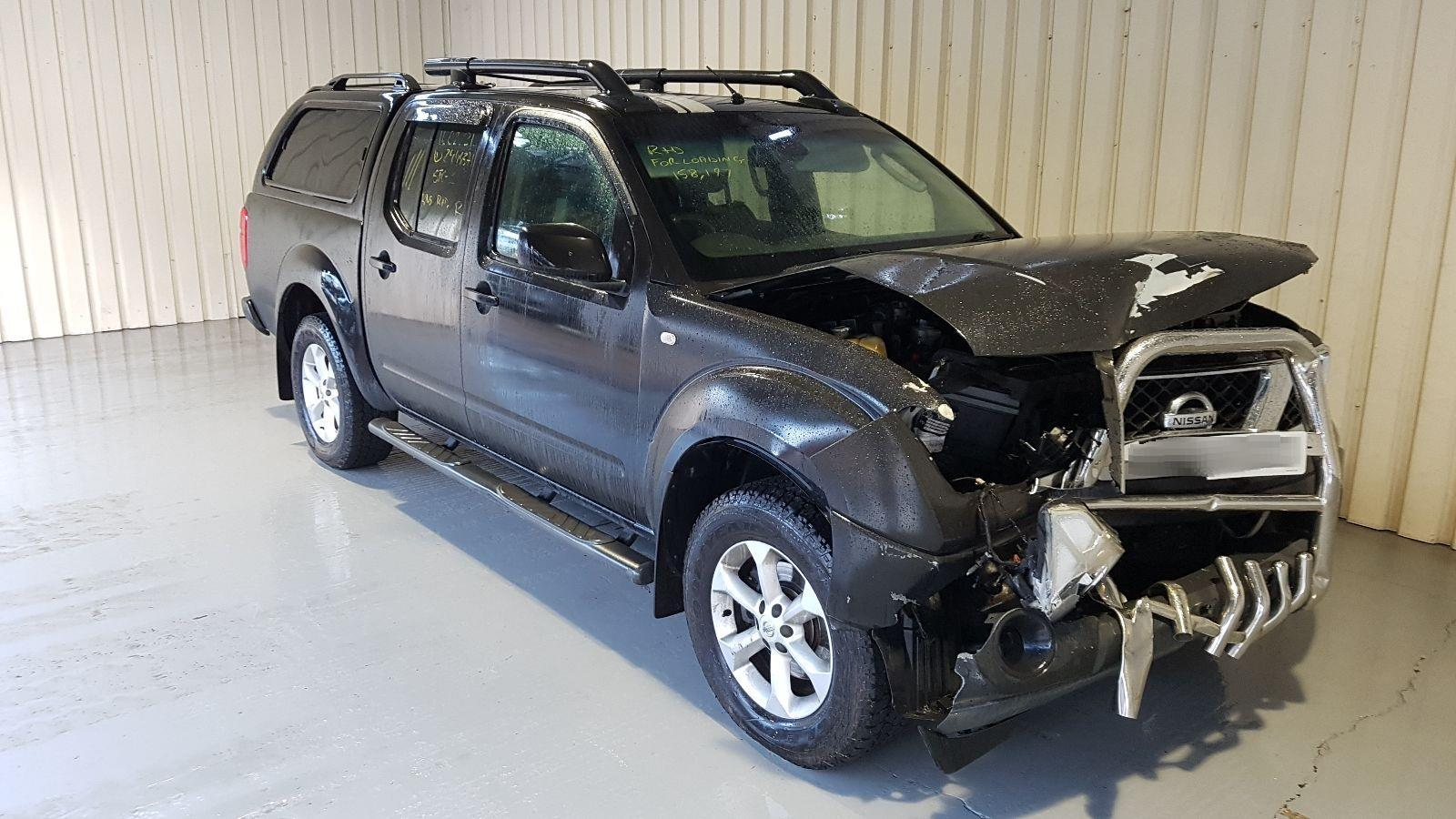 Image for a Nissan Navara 2006 Unknown Pickup Breaking