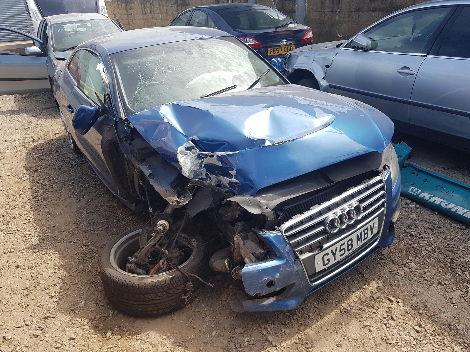 Image for a Audi A5 2008 2 Door Coupe Breaking