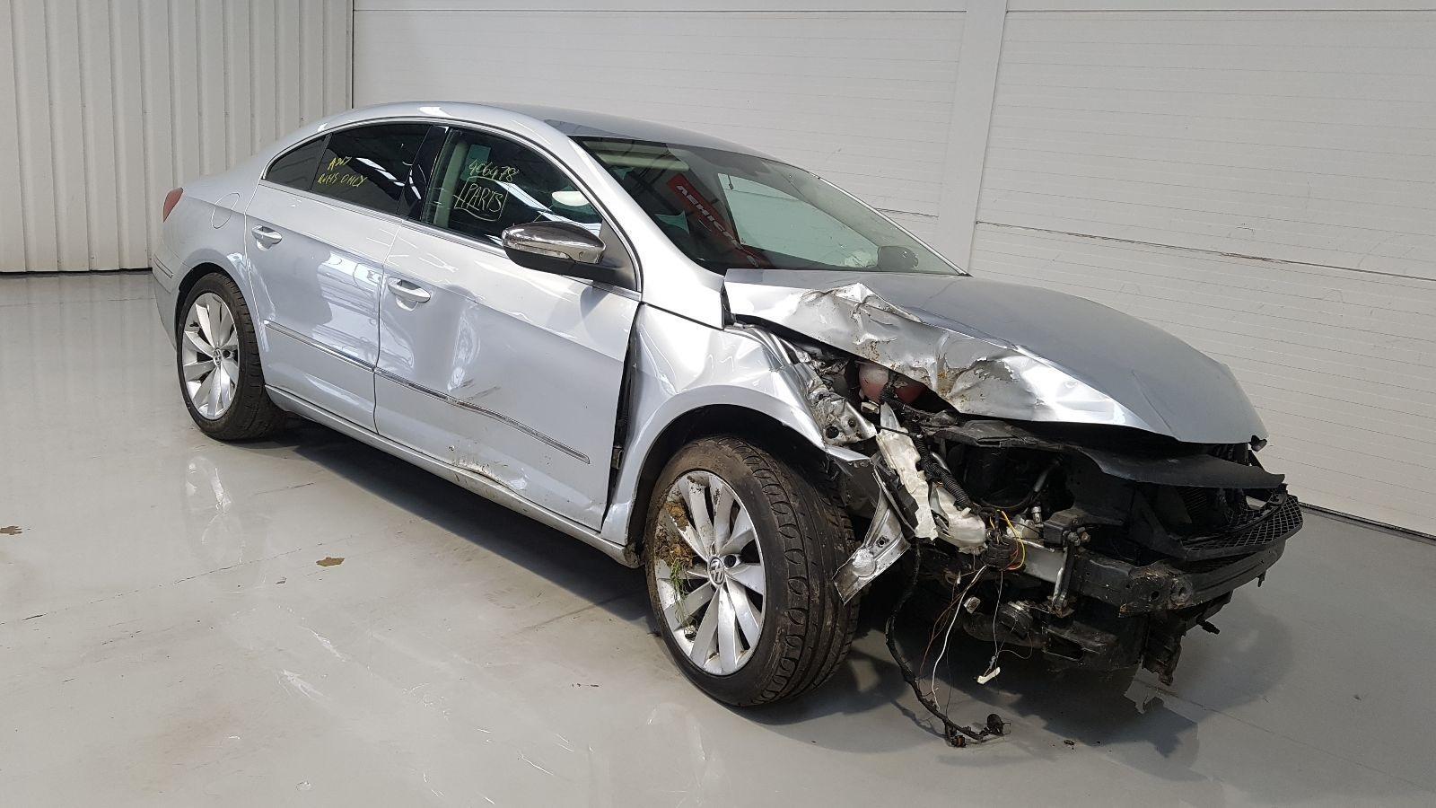 Image for a Volkswagen Passat Cc 2014 4 Door Coupe Breaking
