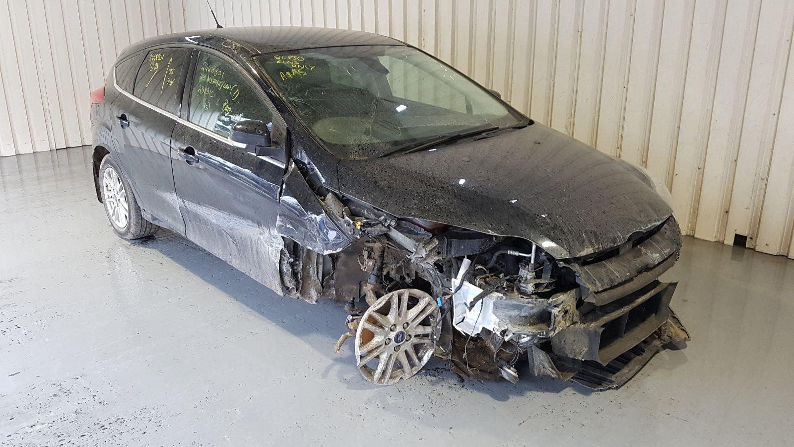 Image for a Ford Focus 2012 5 Door Hatchback Breaking