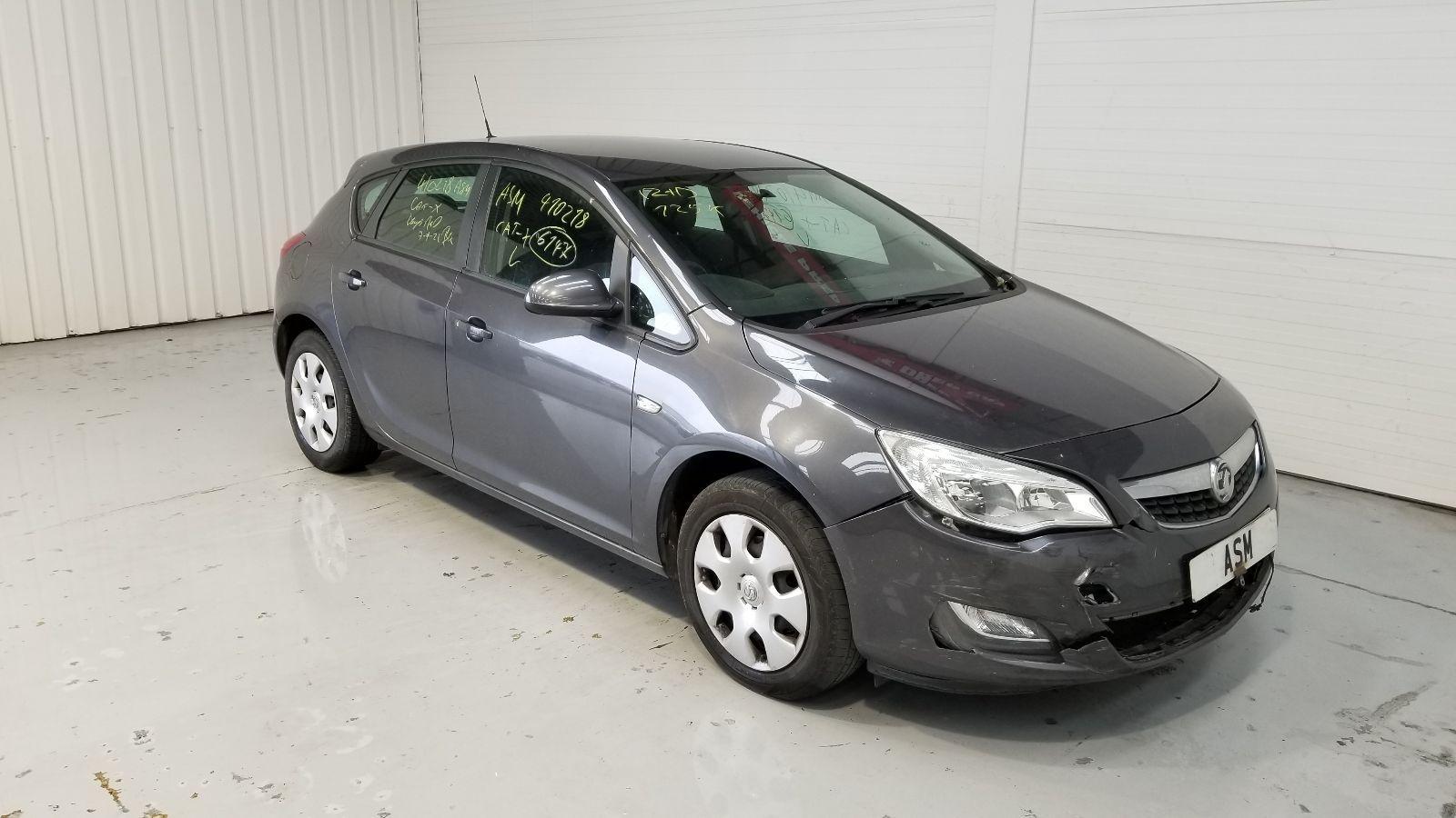Image for a Vauxhall Astra 2010 5 Door Hatchback Breaking