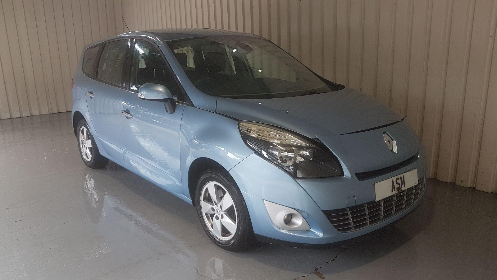 Image for a Renault Scenic 2009 5 Door Bodystyle.mpv Breaking