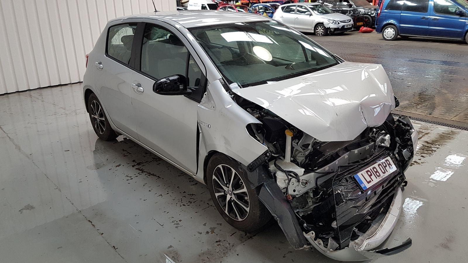 Image for a Toyota Yaris 2018 5 Door Hatchback Breaking