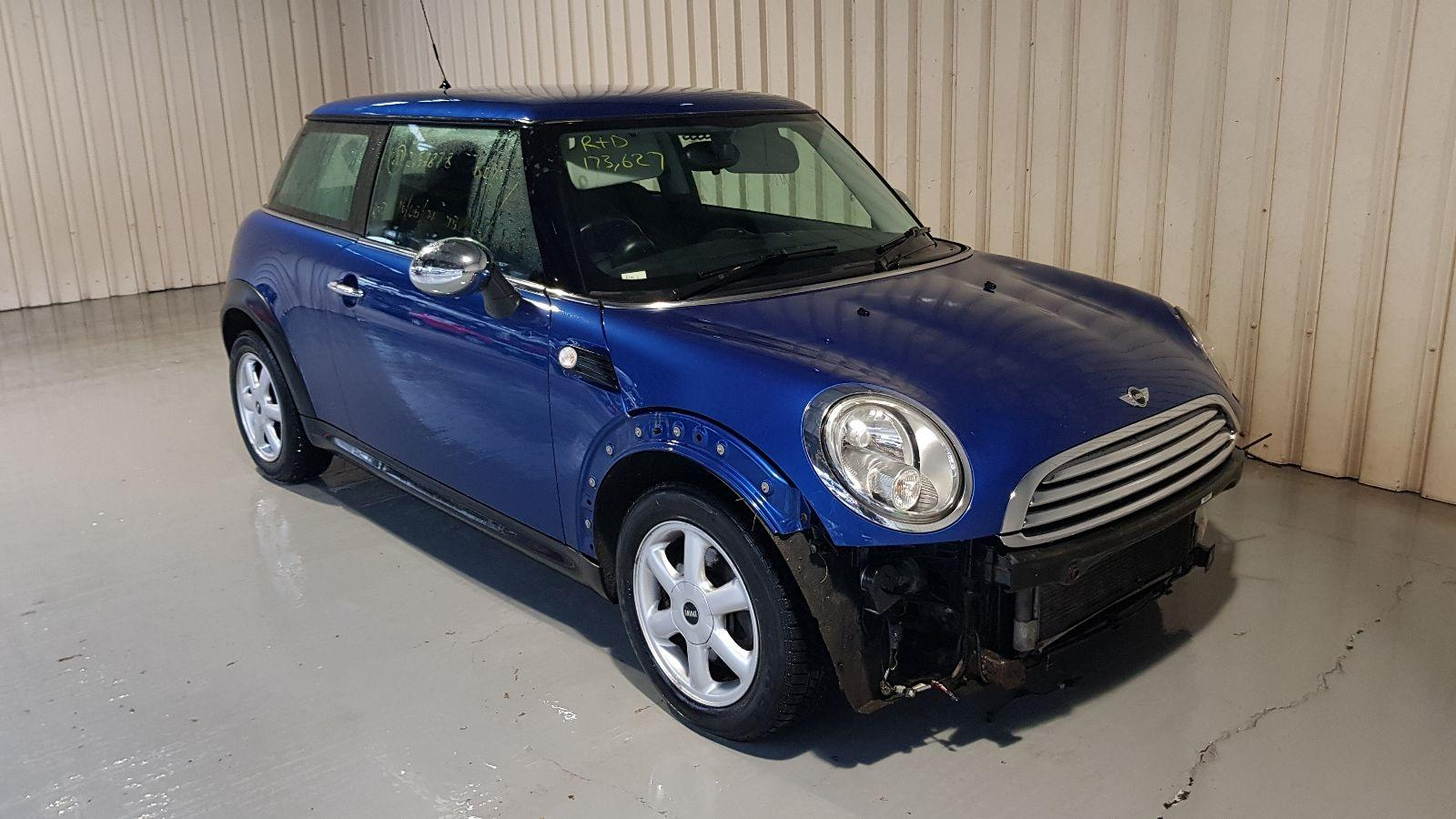 Image for a Mini (bmw) Mini 2008 3 Door Hatchback Breaking