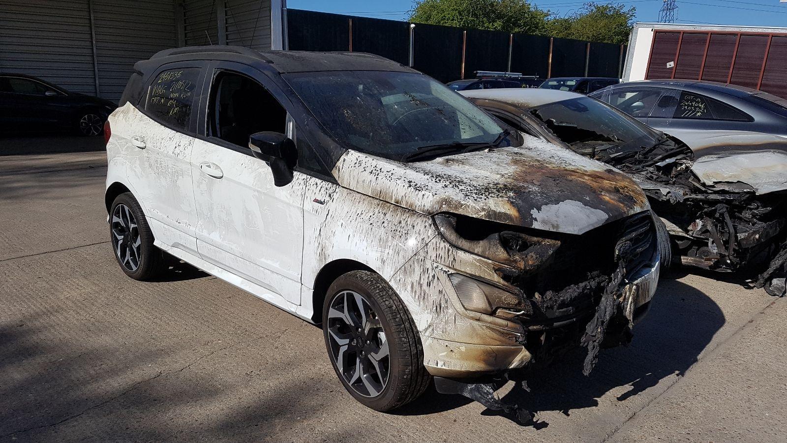 Image for a Ford Ecosport 2019 5 Door Hatchback Breaking