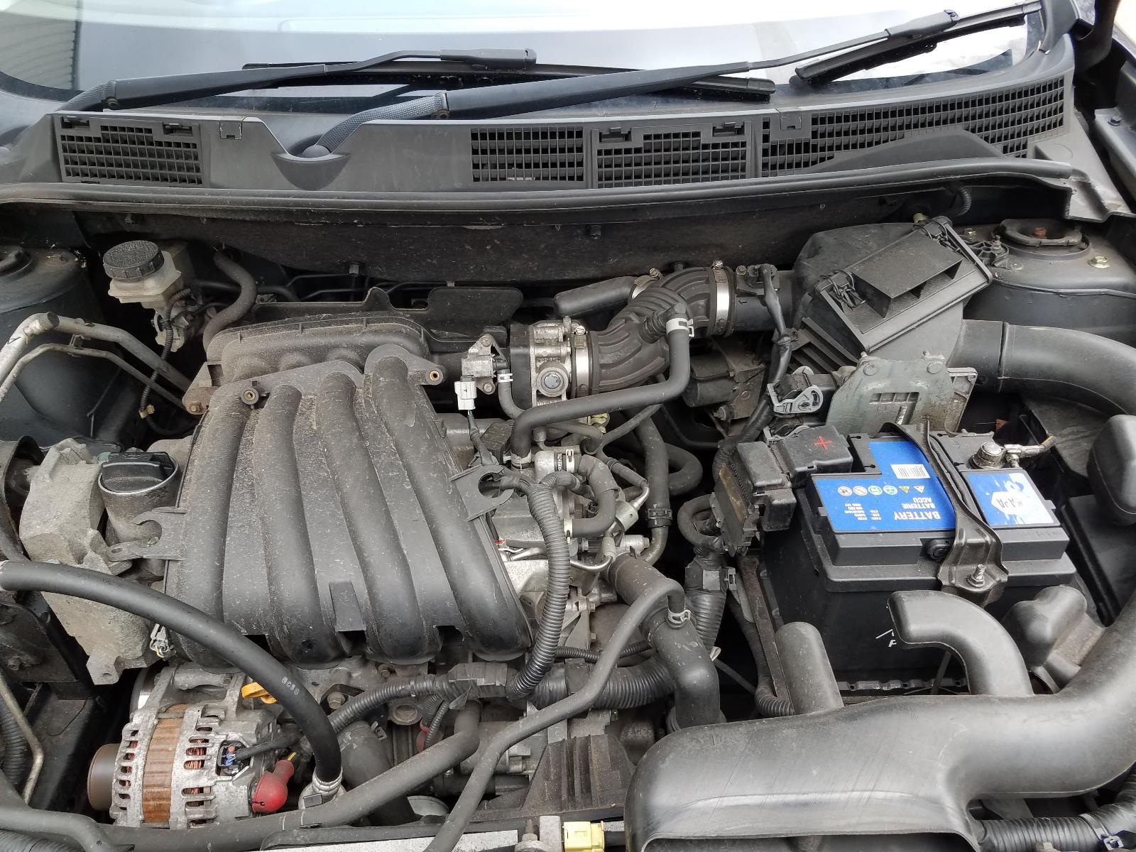 View Auto part Engine Nissan Qashqai 2007