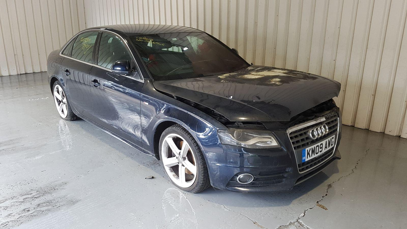 Image for a Audi A4 2009 4 Door Saloon Breaking
