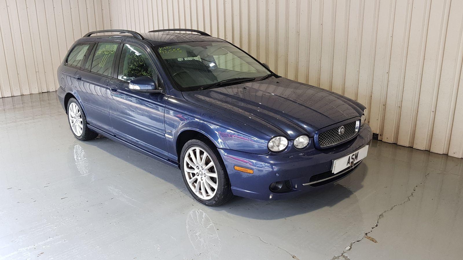 Image for a Jaguar X Type 2009 5 Door Estate Breaking