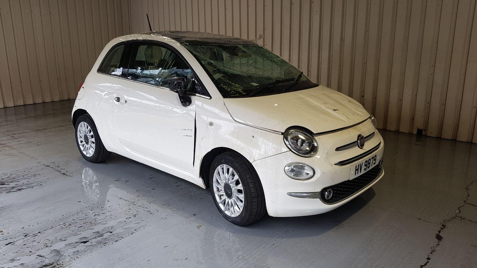 Image for a 2016 Fiat 500 1.2 Petrol 169A4000 Engine