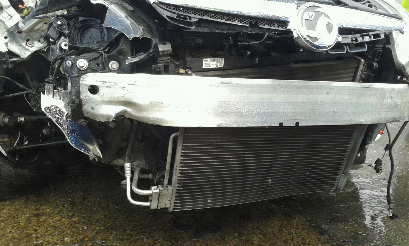 View Auto part Rear Coil Spring Vauxhall Corsa 2011