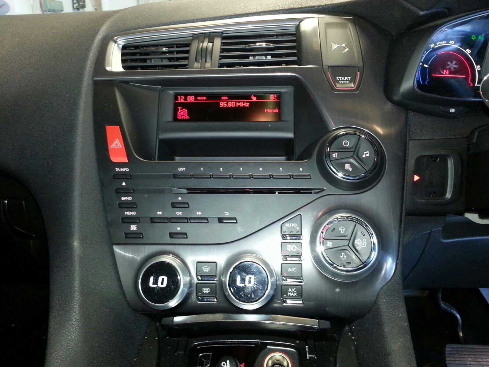 View Auto part RF Strut Citroen Ds5 2013