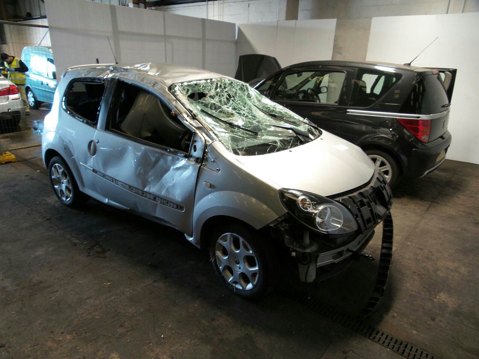 Image for a 2008 Renault Twingo 1.1 Petrol D4F780 Engine