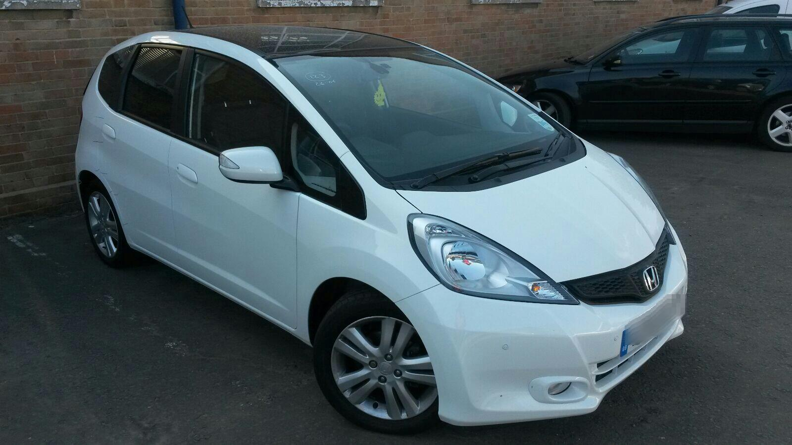 Image for a 2014 Honda Jazz 1.3 Petrol L13Z1 Engine