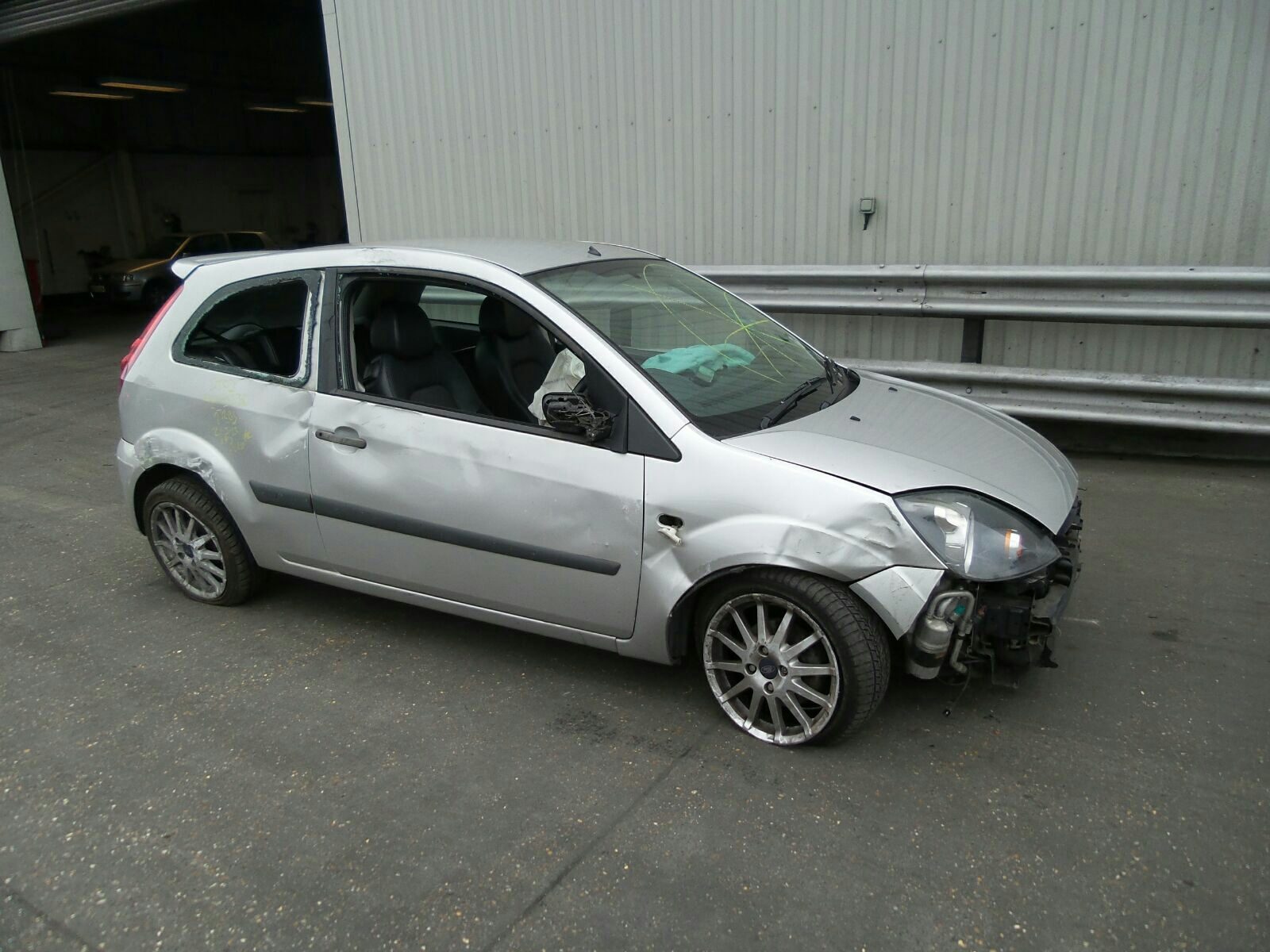 Image for a 2007 Ford Fiesta 1.6  HHJB Engine