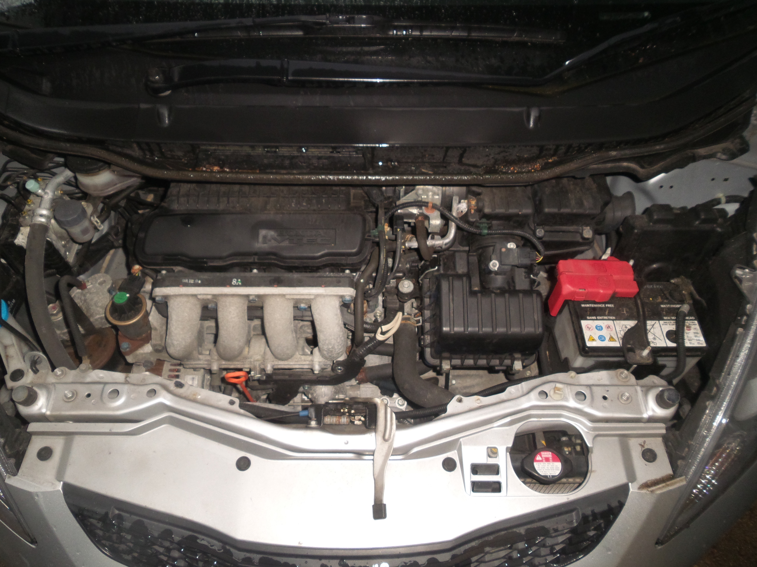Image for a 2009 Honda Jazz 1.3 Petrol L13Z1 Engine