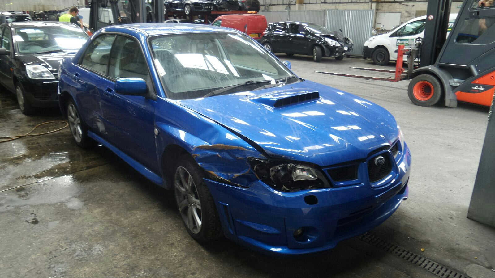 Image for a Subaru Impreza 2006 4 Door Saloon