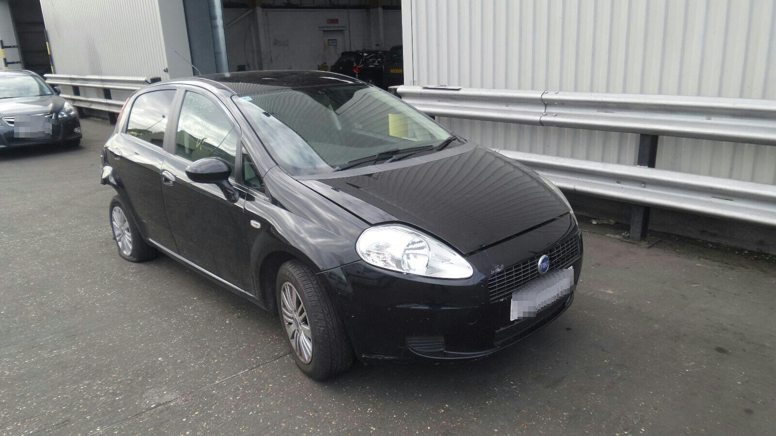 Image for a 2008 Fiat Grande Punto 1.2 Petrol 199A4.000 Engine