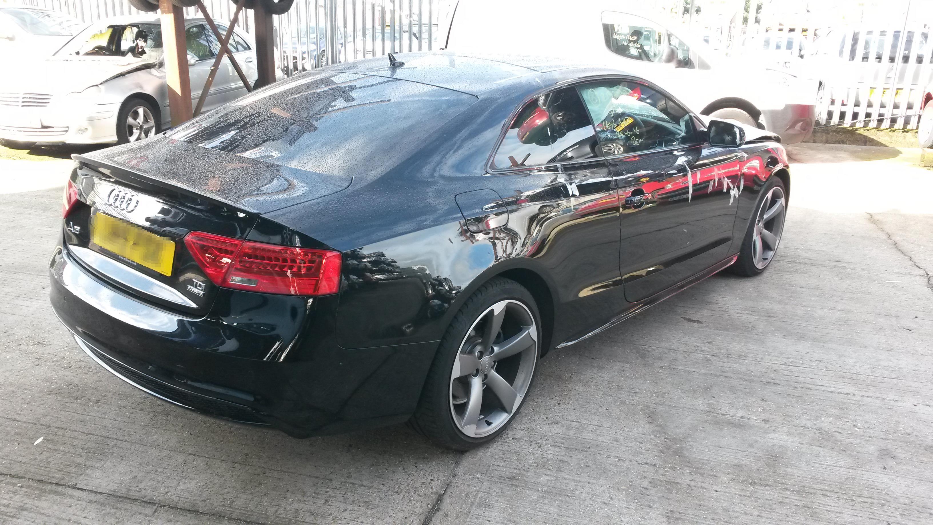 View Auto part Audi A5 2015 2 Door Coupe