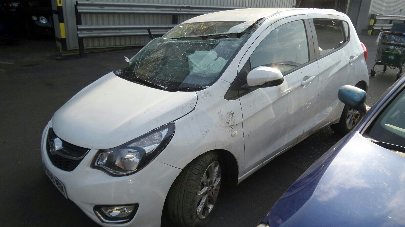 View Auto part Vauxhall Viva 2015 5 Door Hatchback